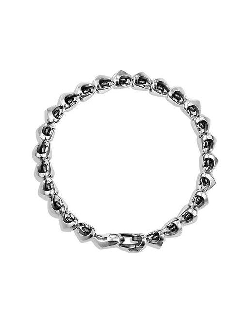 David Yurman - Metallic Armory Single Row Link Bracelet for Men - Lyst