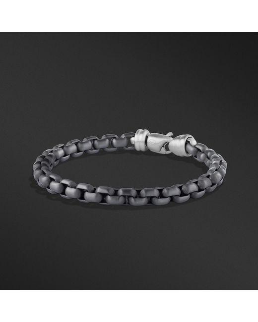 David Yurman - Multicolor Extra-large Box Chain Bracelet, 7mm for Men - Lyst