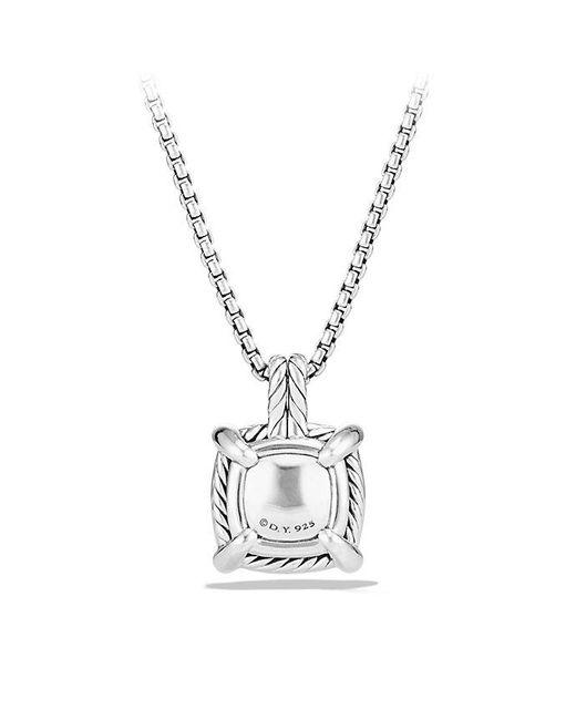 David Yurman | Multicolor Châtelaine Necklace With Diamonds, 14mm | Lyst