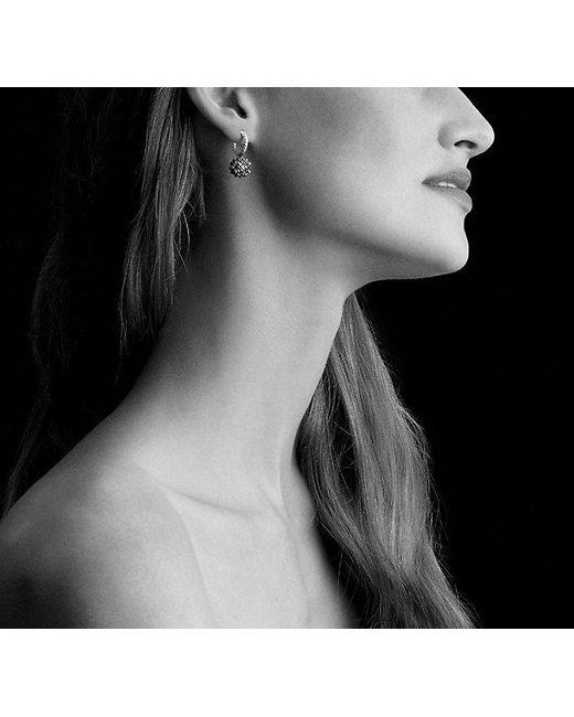 David Yurman | Green Osetra Earrings With Amethyst | Lyst
