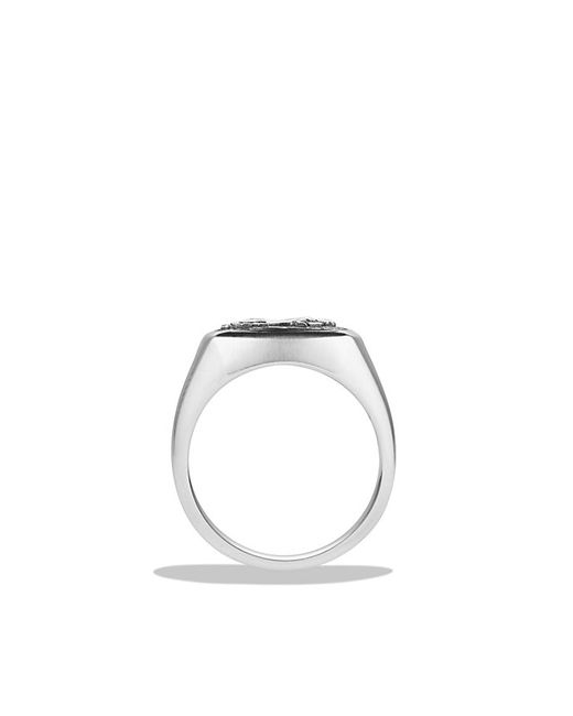 David Yurman | Metallic Petrvs Horse Pinky Ring for Men | Lyst