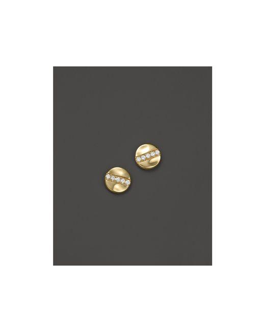 Ippolita | Metallic 18k Glamazon Stardust Stud Earrings With Diamonds | Lyst