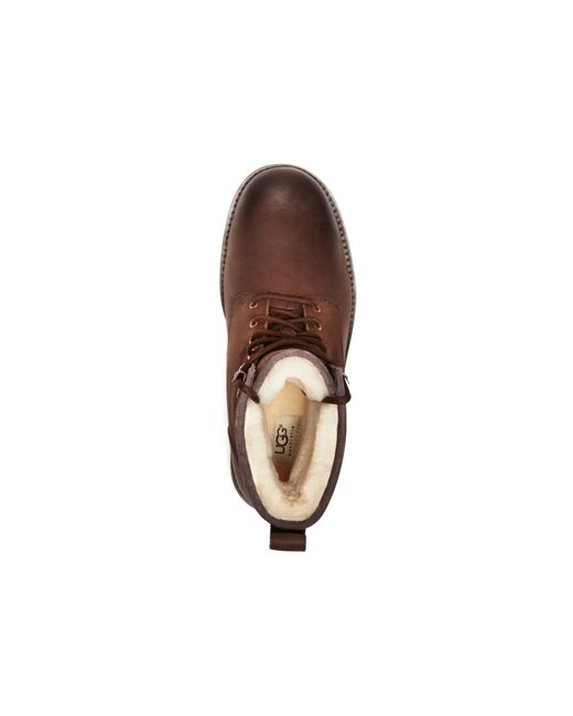 Ugg | Brown Hannen Tl Waterproof Boots | Lyst