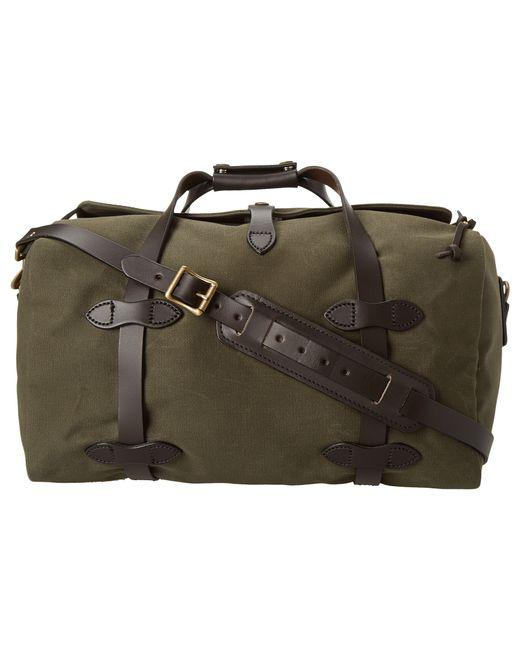 Filson Small Duffle Bag In Green For Men Otter Green Lyst