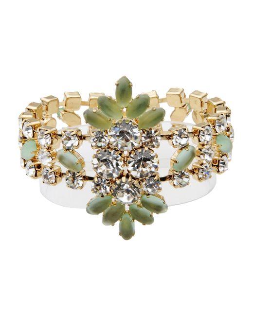 Lulu Frost | Green Bracelet | Lyst