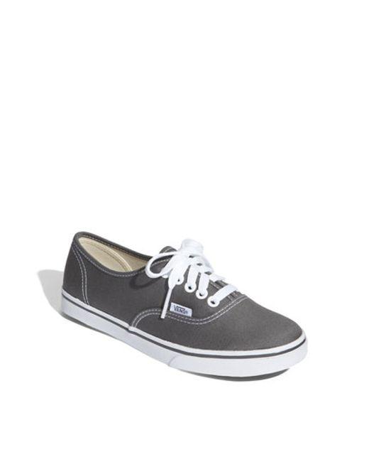 Vans   Metallic 'authentic - Lo Pro' Sneaker   Lyst