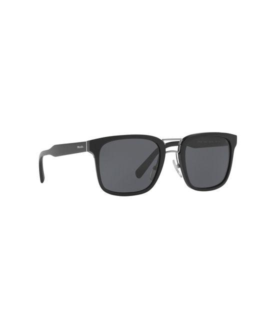 b72a88024a Prada - Black Pr 14ts for Men - Lyst ...