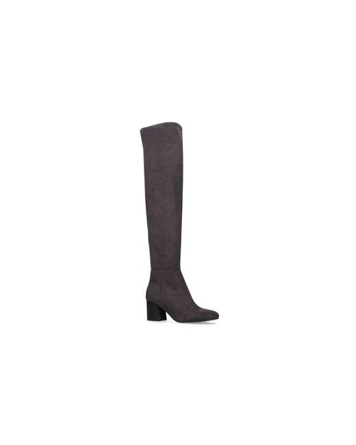 Vince Camuto - Gray 'kantha' High Heel Knee Boots - Lyst