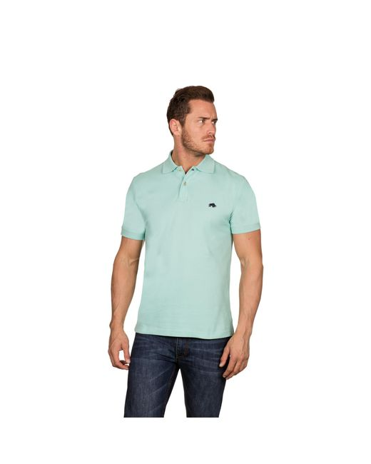 cd806ce1 ... Raging Bull - Green Big & Tall New Signature Polo for Men - Lyst