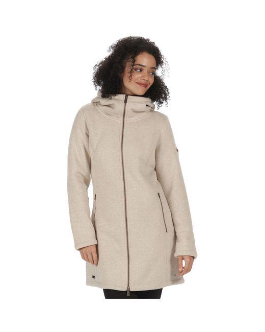 Regatta - Natural Beige 'radella' Sweater Fleece - Lyst