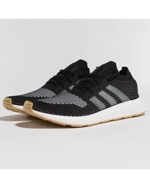 Lyst adidas Originals zapatilla Swift Run PK en negro para hombres