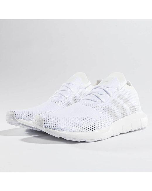 Lyst adidas Originals zapatillas blanco en blanco para hombres