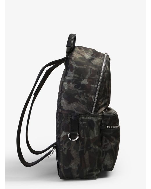 new concept 84928 7ca60 lyst dolce gabbana camouflage backpack in ... e3e45a4b15