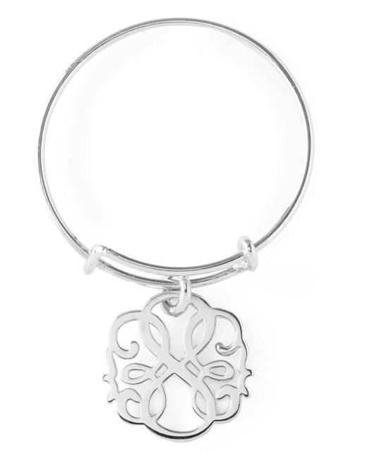 ALEX AND ANI | Metallic Precious Metals Symbolic Path Of Life Expandable Wire Ring | Lyst