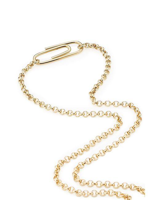 Aurelie Bidermann | Metallic Aurélie Bidermann 18kt Gold Plated Necklace | Lyst