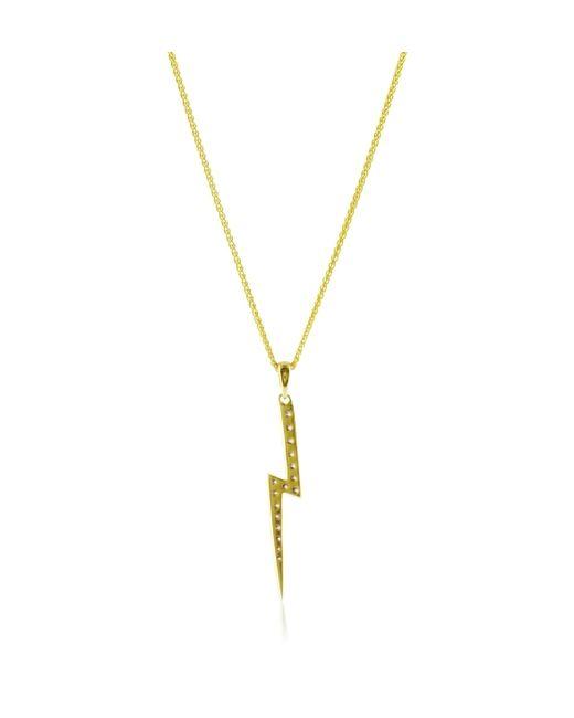 Khai Khai | Metallic Zeus Charm Necklace | Lyst