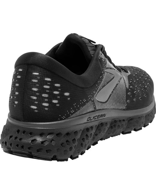 a1f1a1f8f3c ... Brooks - Black Glycerin 16 Running Shoes for Men - Lyst