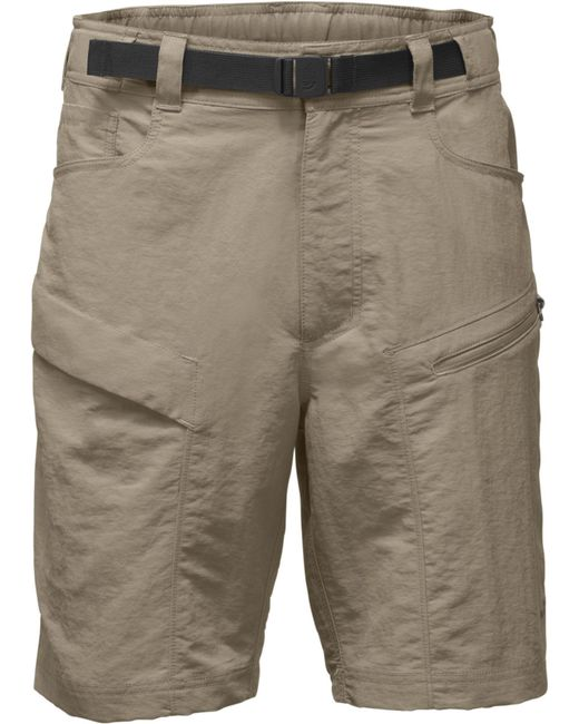 The North Face - Natural Paramount Trail Shorts - Past Season for Men - Lyst