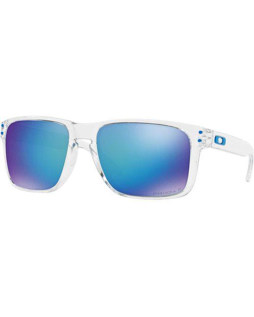 920ce6d4cdf ... Oakley - Blue Holbrook Xl Polarized Sunglasses for Men - Lyst