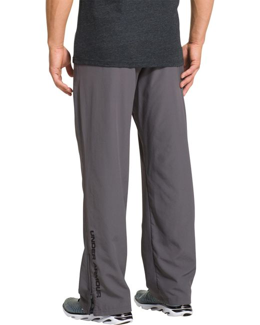 a5e68356f194 ... Under Armour - Gray Vital Warm-up Pants for Men - Lyst ...