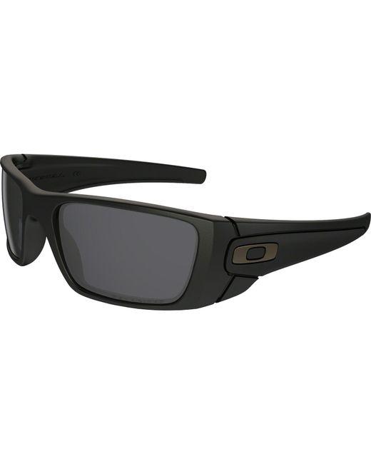 a608becce01 Oakley - Black Fuel Cell Polarized Sunglasses for Men - Lyst ...