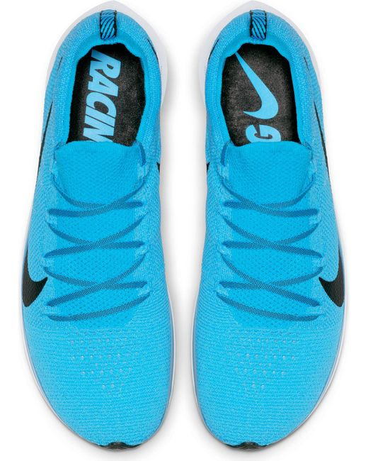 688cb96f9aa55 ... Nike - Blue Zoom Fly Flyknit Running Shoes for Men - Lyst ...