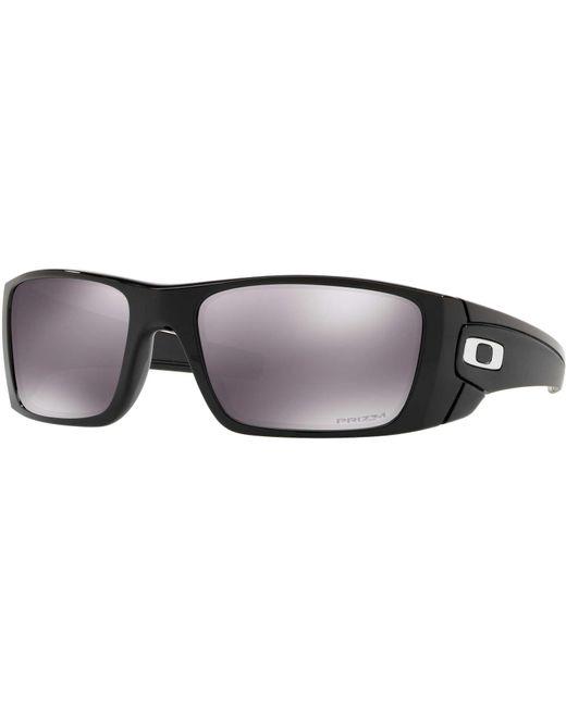 d3b35c60426 Oakley - Black Fuel Cell Prizm Sunglasses for Men - Lyst ...