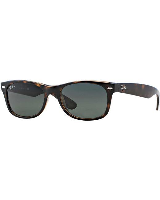 feaac5245b Ray-Ban - Green New Wayfarer Classic Sunglasses for Men - Lyst ...