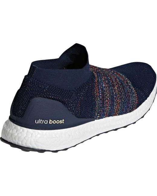 uk availability 2f859 729ac ... Adidas - Black Ultraboost Laceless Running Shoes for Men - Lyst ...