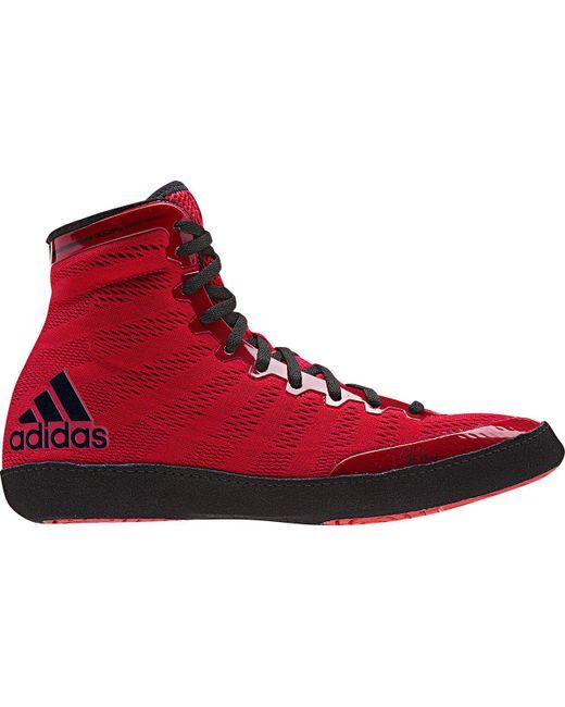 Adidas - Black Adizero Varner Wrestling Shoes for Men - Lyst