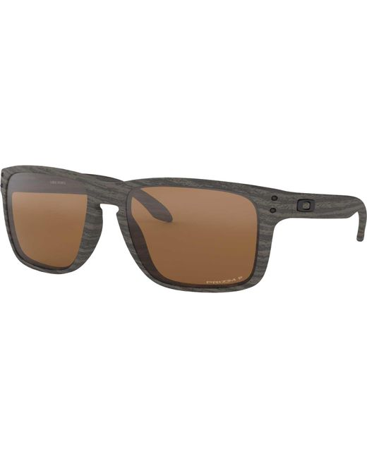 4ab4e8a3da ... Oakley - Brown Holbrook Xl Polarized Sunglasses for Men - Lyst