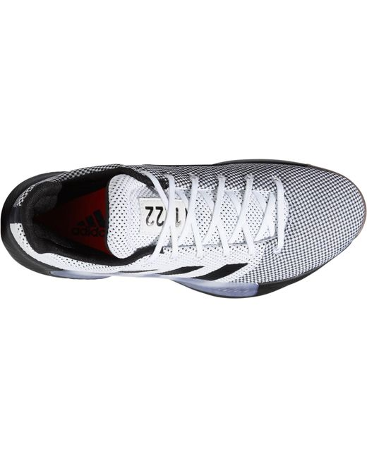87cdab76fd3d ... Adidas - White Pro Bounce Madness Low 2019 Basketball Shoes for Men -  Lyst ...