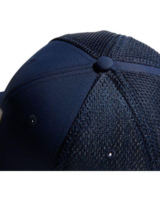 ... Adidas - Blue A-stretch Badge Of Sport Tour Golf Hat for Men - Lyst ... 3597453f79de