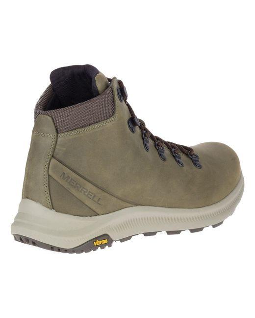 2bc8940af64 Men's Green Ontario Mid Waterproof Hiking Boot