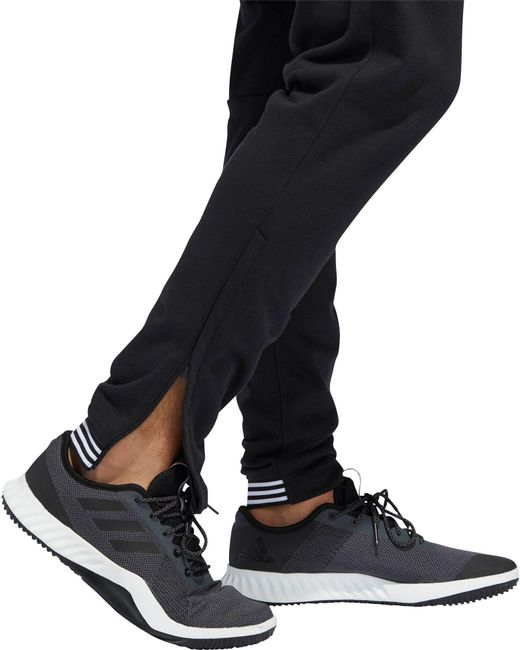 pretty nice 5b626 dc3ab ... Adidas - Black Sport 2 Street Pants for Men - Lyst ...