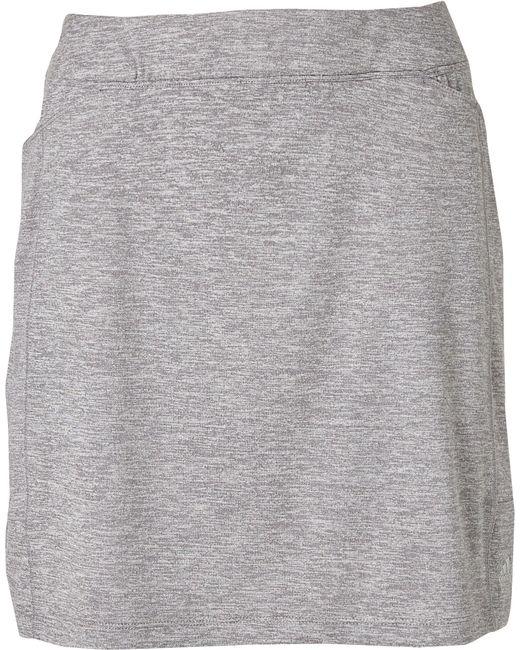 Adidas - Gray Advantage Golf Skort - Lyst