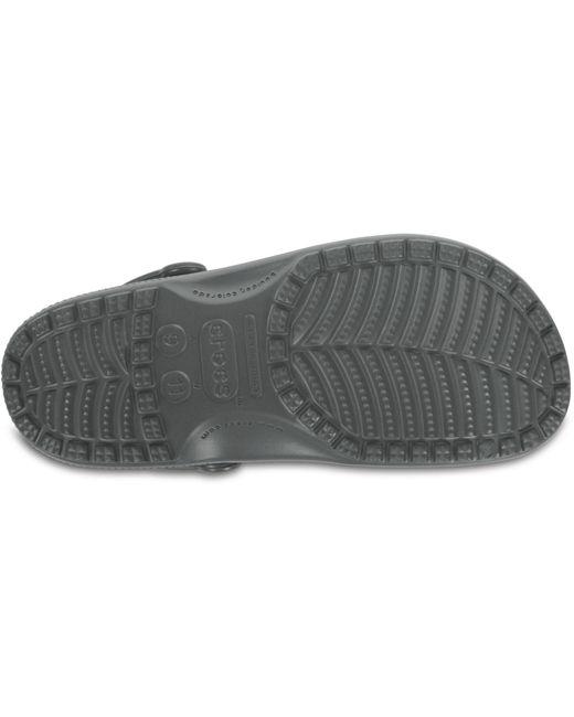 6c8581d0bdc0 ... Crocs™ - Gray Adult Original Classic Clogs - Lyst ...