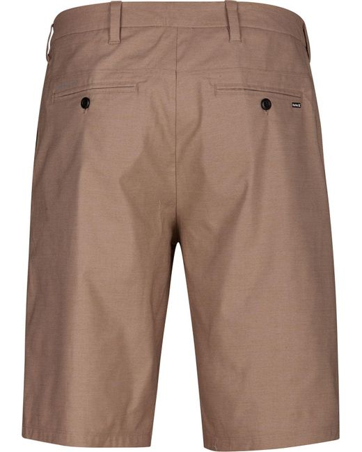 ... Hurley - Natural Dri-fit Breathe Shorts for Men - Lyst ... 5dd28c7fc27