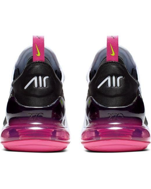 e2b3a01ea7 ... Nike - White Air Max 270 Shoes for Men - Lyst