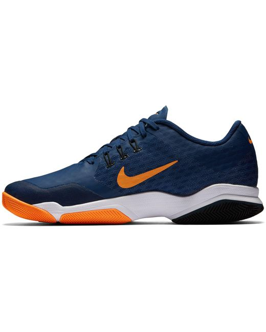 ... Nike   Blue Air Zoom Ultra Tennis Shoes for Men   Lyst ...