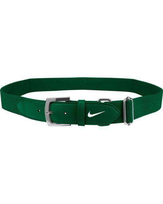 Nike - Green Adult Baseball Belt 2.0 for Men - Lyst