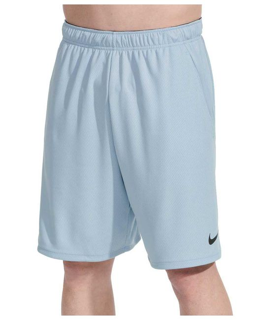 aee67087af Lyst - Nike Dry 4.0 Training Shorts in Blue for Men - Save 7%