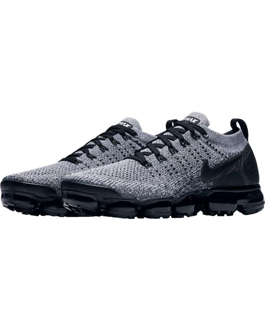c998feda31f74 ... Nike - Black Air Vapormax Flyknit 2 Running Shoes for Men - Lyst ...