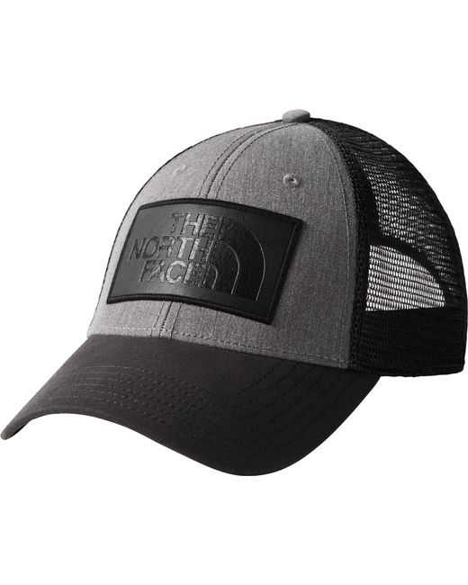 6dc72366 ... The North Face - Black North Face Mudder Deuce Trucker Hat for Men -  Lyst