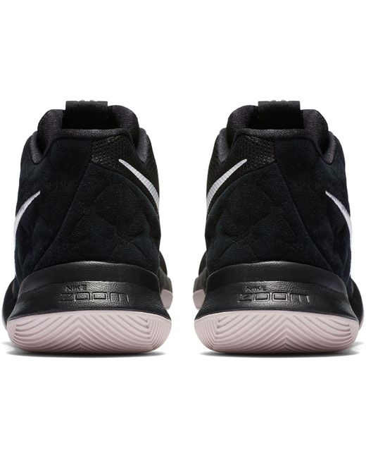 ... Nike | Black Kyrie 3 Basketball Shoes for Men | Lyst ...