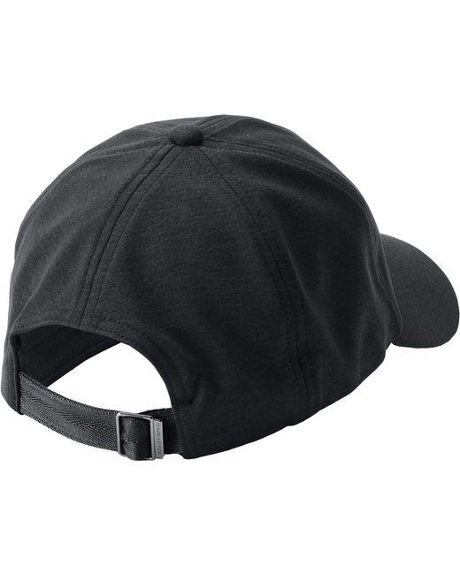 e81c3861356 ... Under Armour - Black Threadborne Renegade Hat - Lyst ...