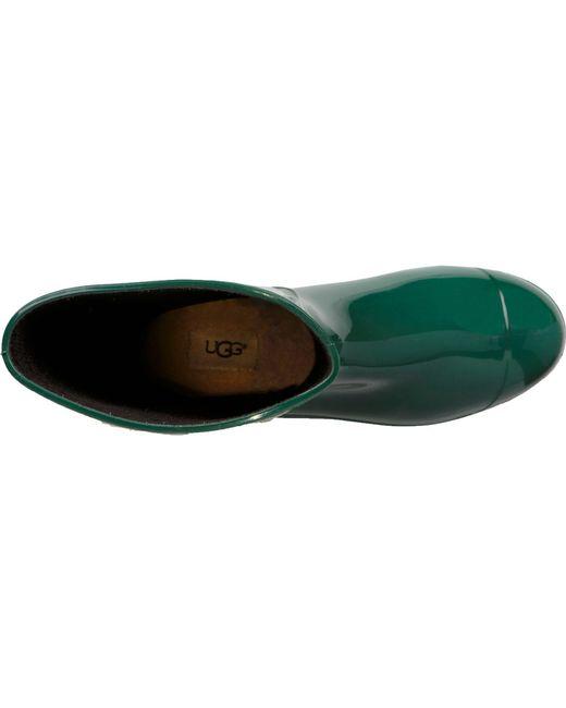 Bottes de 2899 pluie de vert Lyst Ugg Sienna en vert 06ad6c6 - nobopintu.website