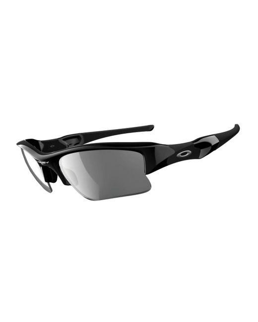 8c3d556c62 Oakley - Black Flak Jacket Xlj Sunglasses for Men - Lyst ...