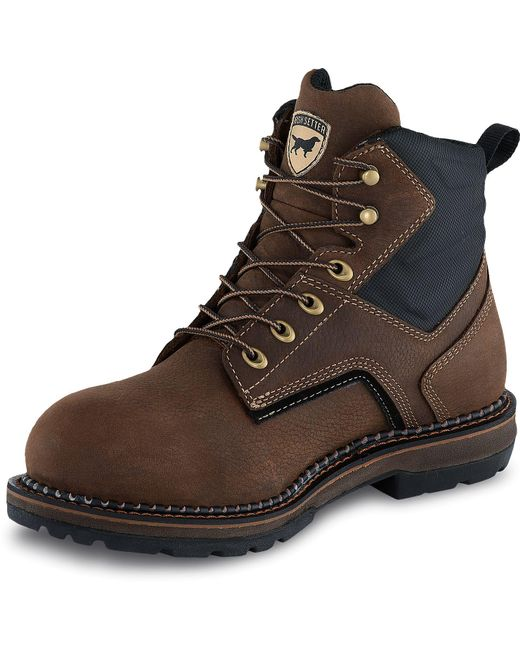 d1be838f08e Irish Setter Ramsey 2.0 6'' Waterproof Aluminum Toe Work Boots in ...
