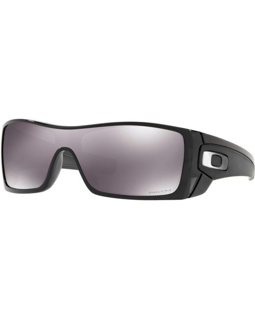 87e63bfda2c5c Oakley - Black Atwolf Sunglasses for Men - Lyst ...